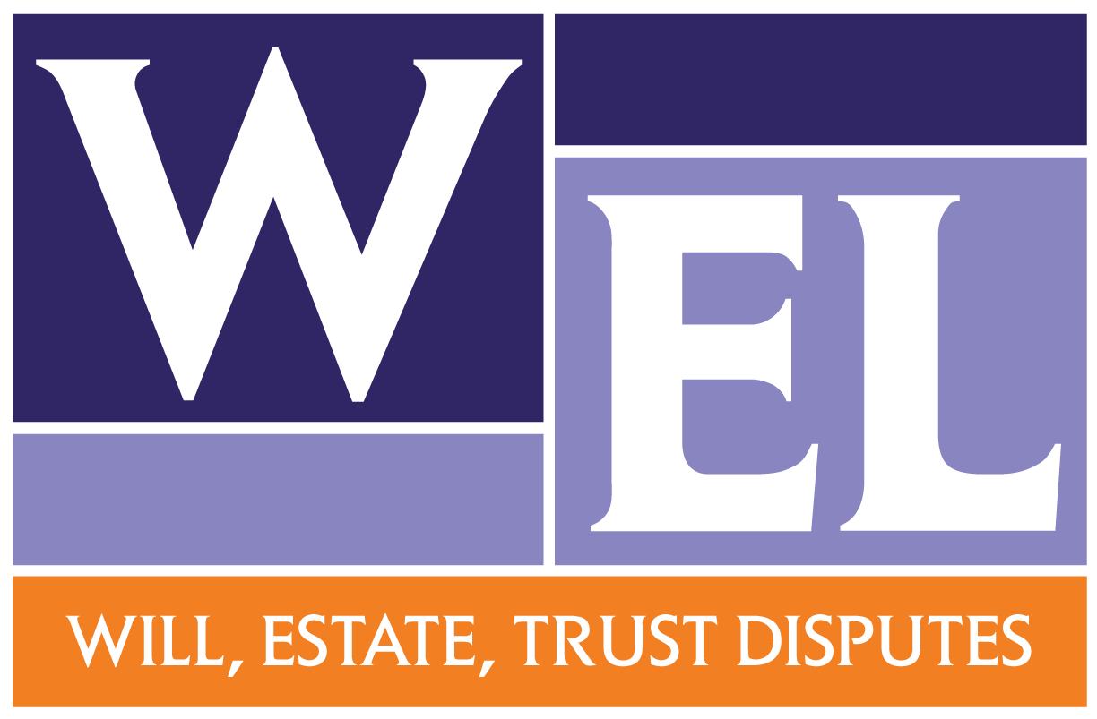 Will, Estate, Trust Disputes