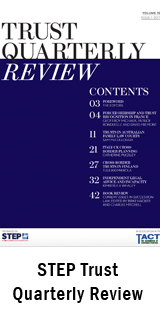 STEP Trust Quarterly Review