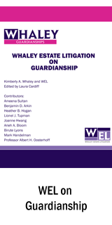 WEL on Guardianships