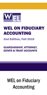 WEL on Fiduciary Accounting